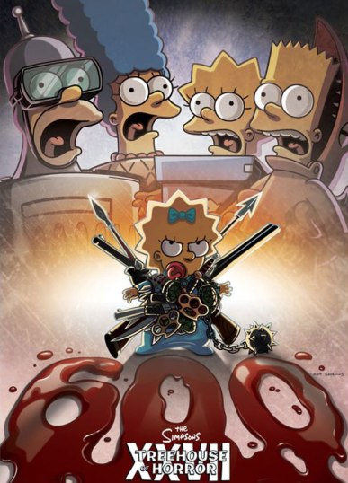 simpsons-treehouse-of-horror-xxvii-poster